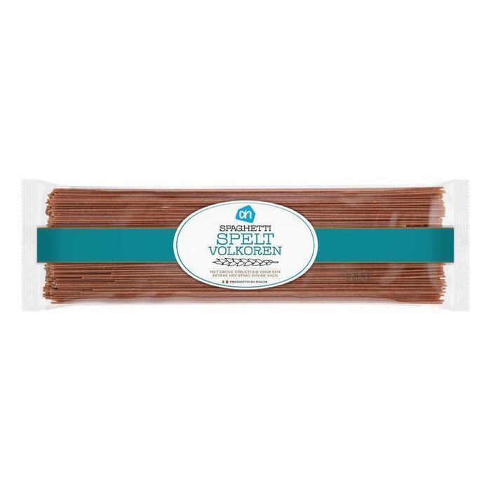 AH Spaghetti spelt volkoren (500g)
