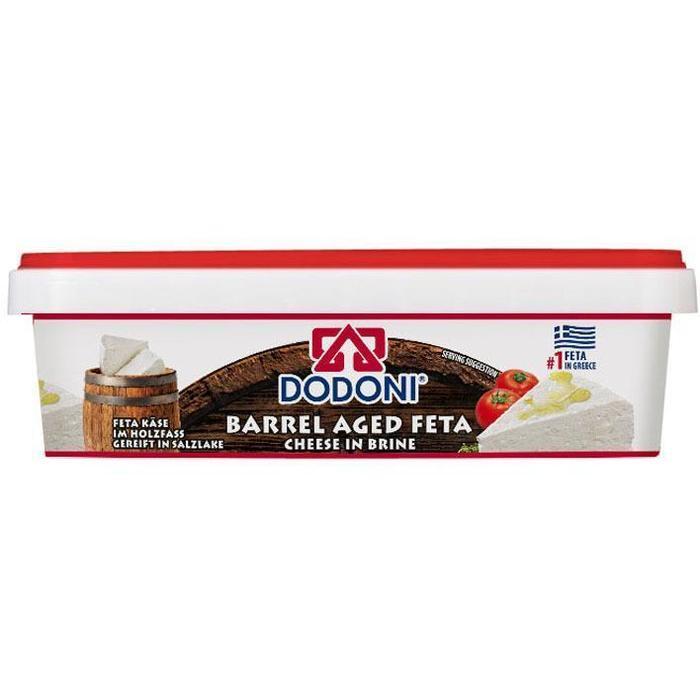 Feta barrel aged in brine (150g)