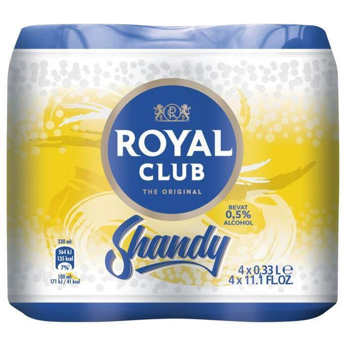 Shandy (rol, 4 × 33cl)