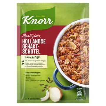 Knorr Maaltijdmix Hollandse Gehaktschotel 57 g (57g)