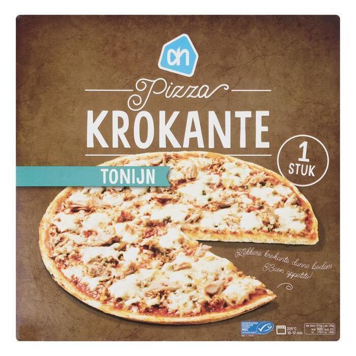AH Krokante pizza tonijn