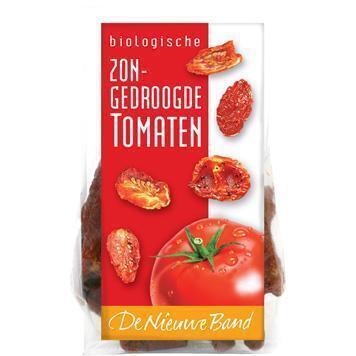 De Nieuwe Band, gedroogde tomaten (zak, 100g)