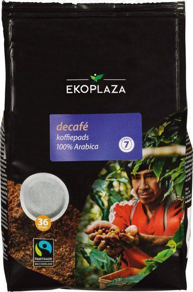 Decafé koffiepads (zak, 36 st.)