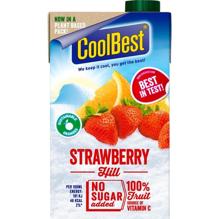 Coolbest Strawberry hill (0.5L)