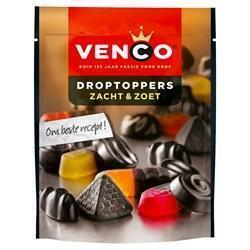 Droptoppers zacht-zoet (Stuk, 270g)