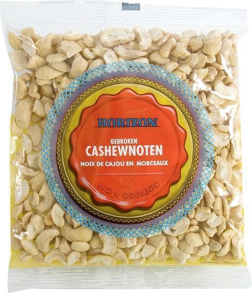 Gebroken cashewnoten (150g)