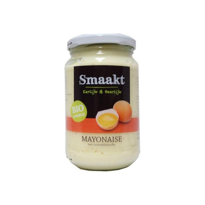 Biologisch Mayonaise (pot, 37cl)