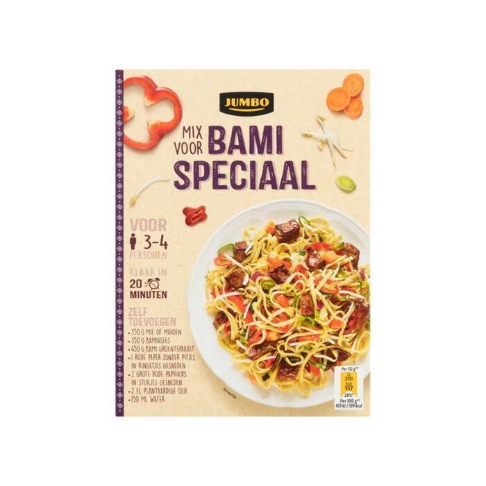 Jumbo Mix voor Bami Speciaal 36g (36g)