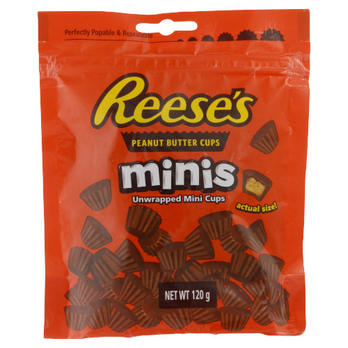Reese's Peanut Butter Cups Minis 120 g (120g)