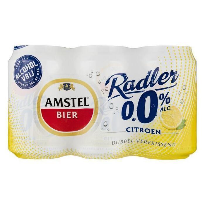 0.0% radler (rol, 6 × 33cl)