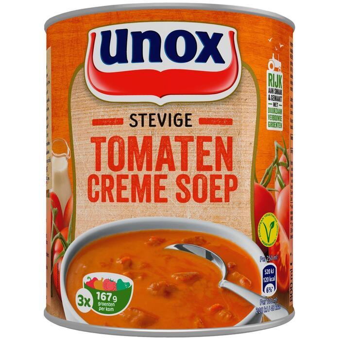 Unox Soep in blik Stevige Tomaten Crèmesoep (rol, 0.8L)