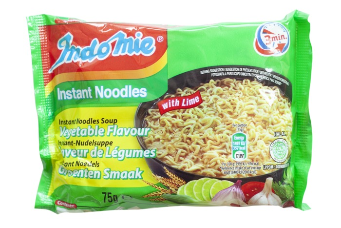 Indo Mie Soep Instant Noedels 75 g (75g)