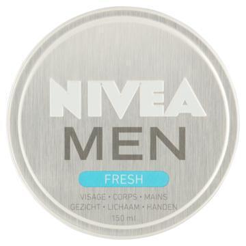Nivea Men fresh blik (150ml)