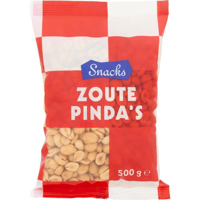 Snacks Zoute Pinda's 500 g (500g)