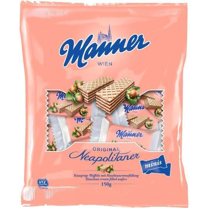 Manner Minis original neapolitan (150g)