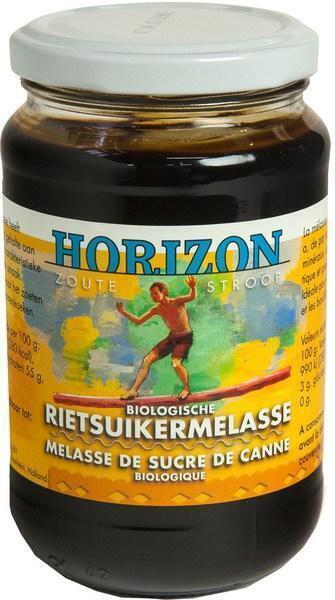 Biologische Rietsuikermelasse (pot, 450g)