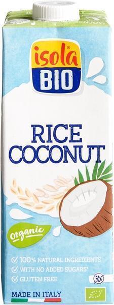 Rijstdrink kokosnoot (tetra) (1L)
