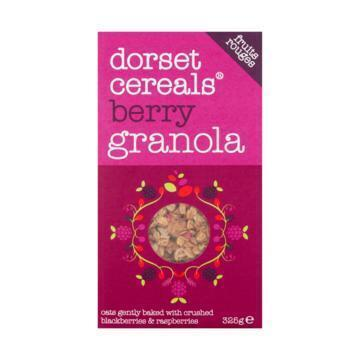 Dorset Cereals Berry Granola 325g (325g)