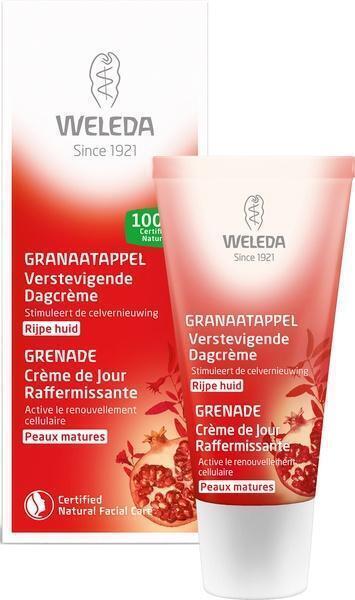 Granaatappel dagcrème verstevigend (30ml)