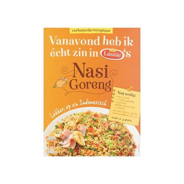 Lassie Nasi Goreng 250 g (250g)
