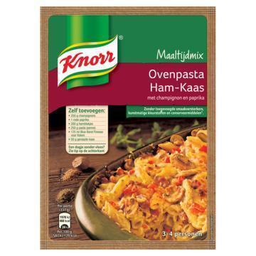 Knorr Maaltijdmix Ovenpasta Ham-Kaas 60 g (60g)