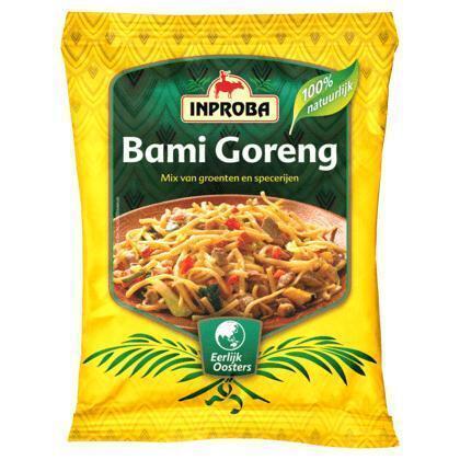 Bami goreng (30% minder zout) (45g)