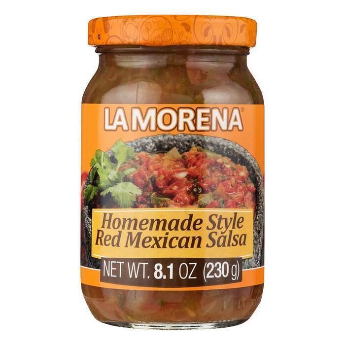 La Morena Mexican home made salsa (230g)