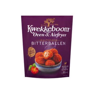 Oven Kalfsbitterballen 12 stuks (300g)