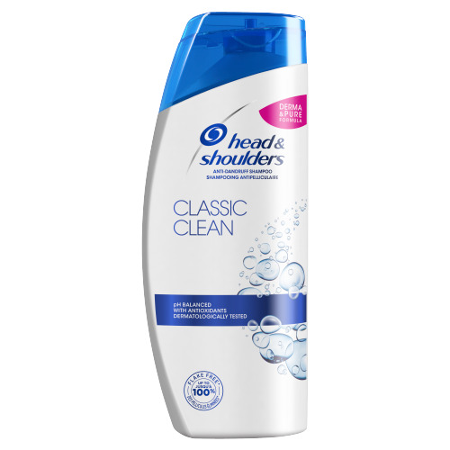 Head & Shoulders Classic Anti-roos Shampoo 1.000ml