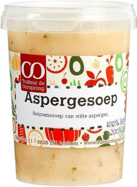 Aspergesoep (0.5L)