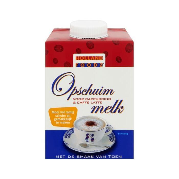 Cappuccinomelk (0.5L)