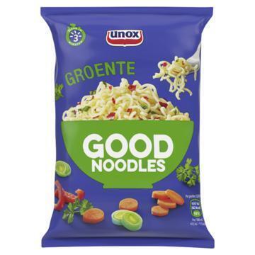 Unox Good noodles groenten (70g)