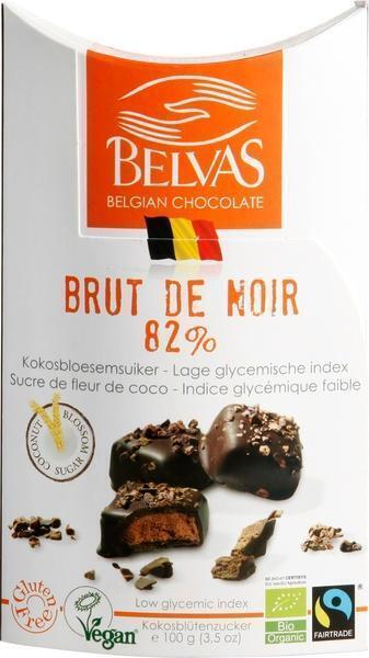 Brut de noir (met kokosbloesemsuiker) (100g)