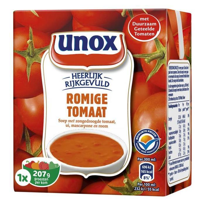 Romige tomaat (Stuk, 30cl)