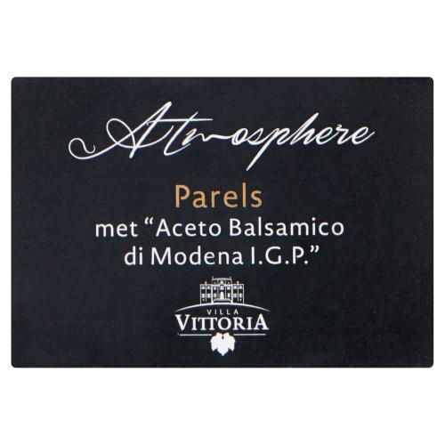 Villa Vittoria Parels met Aceto balsamico di Modena I.G.P. 50 gram (50g)