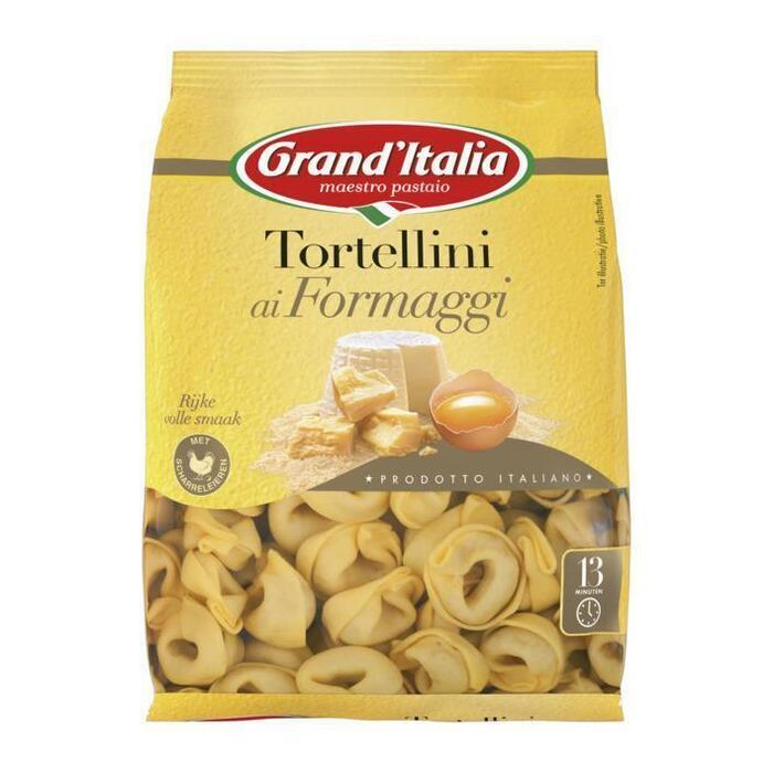 Tortellini ai formaggi (Stuk, 220g)