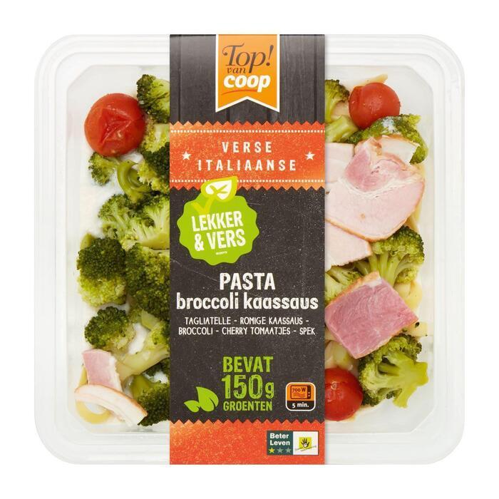 Top! van Coop Pasta broccoli kaas (475g)