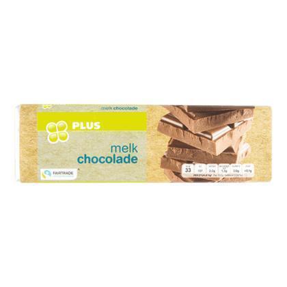 Melk Chocolade (reep, 180g)