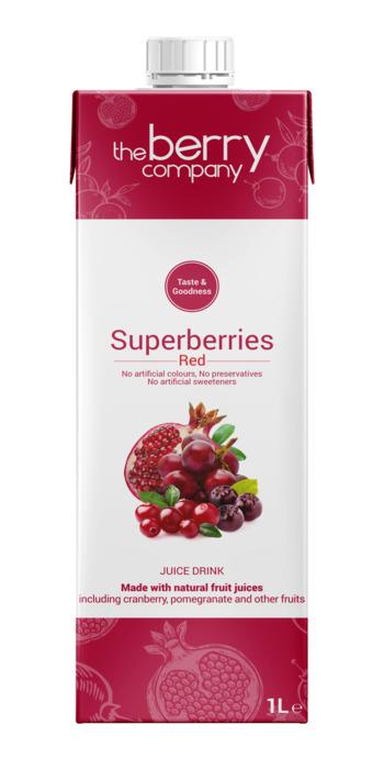 Superberries (pak, 1L)