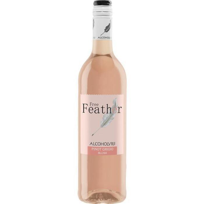 Free Feather Rosé alcoholvrij (0.75L)