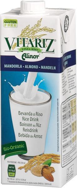 Rijstdrank amandelen (1L)