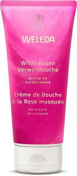 Wilde rozen harmoniserende douchecrème (200ml)