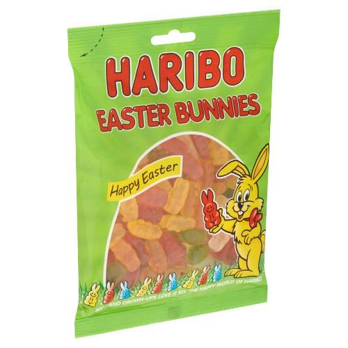 Haribo Easter bunny's (200g)