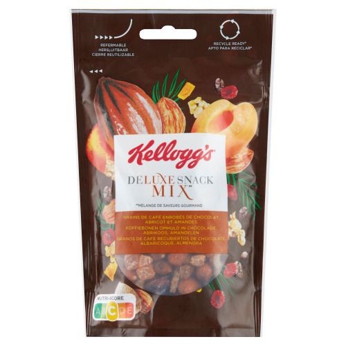 Kellogg's Deluxe Snack Mix choco coffee 100 g (100g)