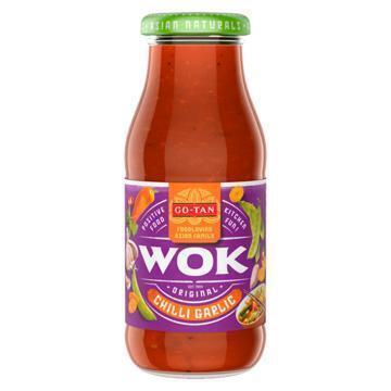 Woksaus chili garlic (240ml)