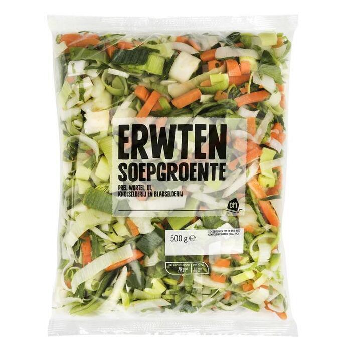 Erwten Soepgroente (zak, 500g)