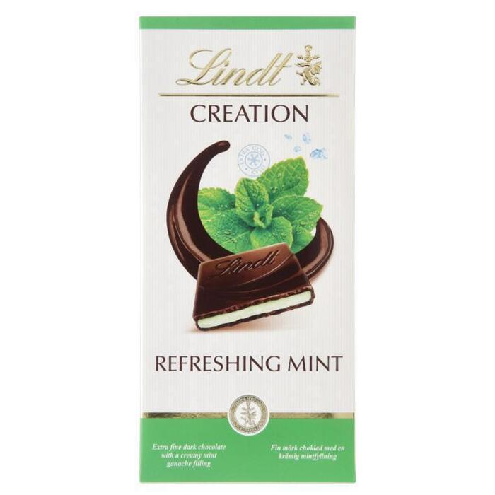 Lindt Creation menthe frappee (150g)