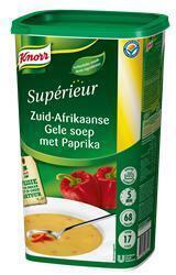 Knorr Sup Zuid Afri Paprikasoep 1.2Kg 6X (6 × 1.2kg)