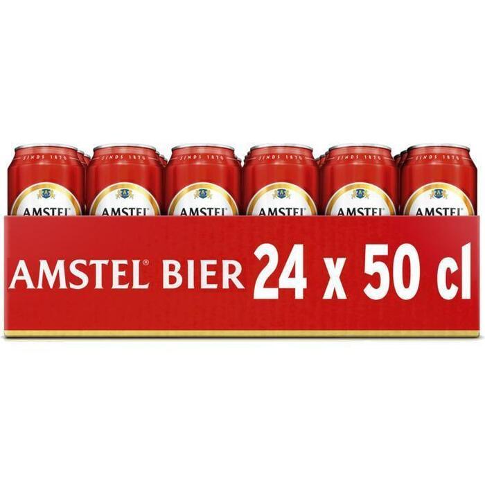 Amstel Bier Pilsener (rol, 0.5L)