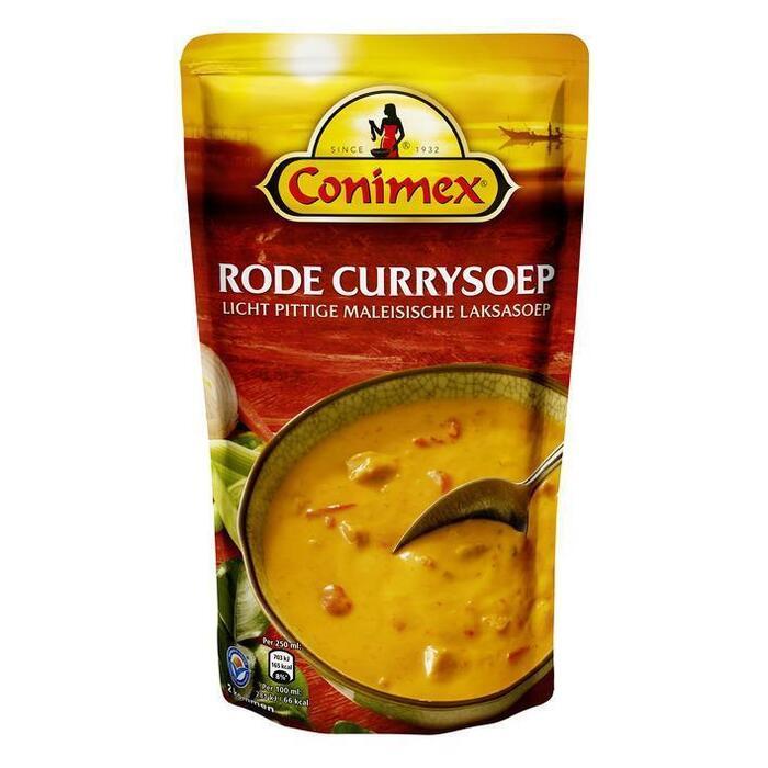 Conimex Soep Rode Curry 570ml (0.57L)